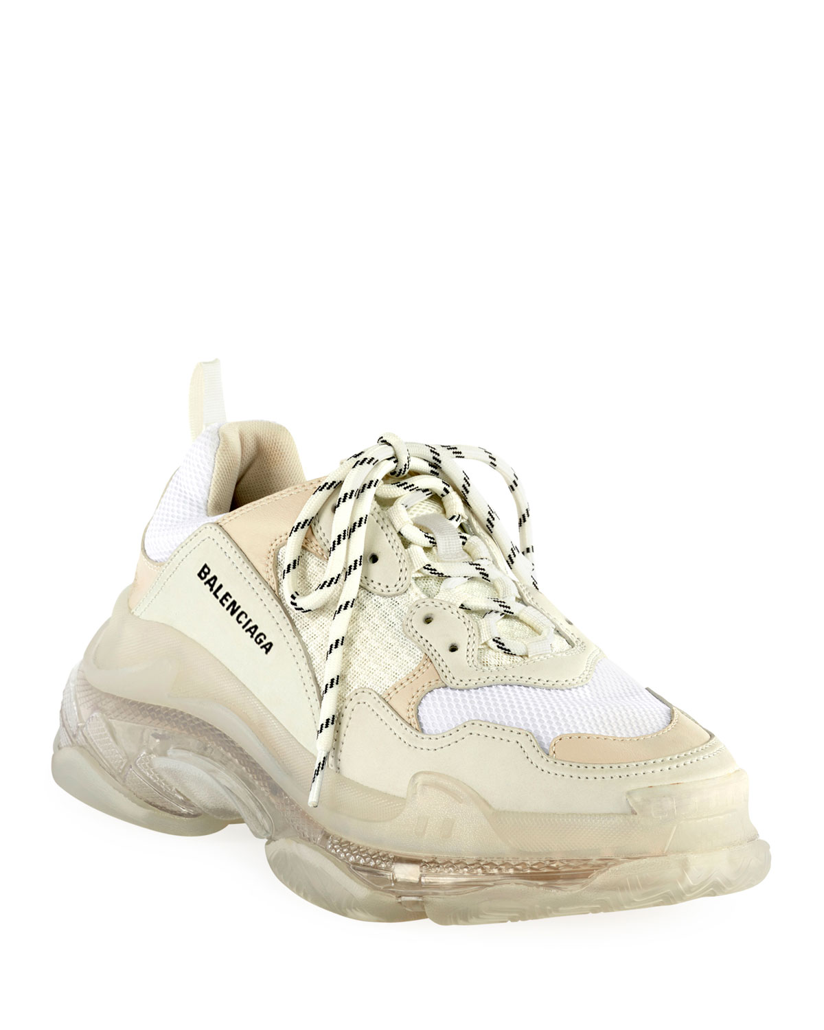 balenciaga sneakers white